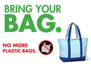 Bring Your Bag Plastic Bag Reduction Bylaw Logo